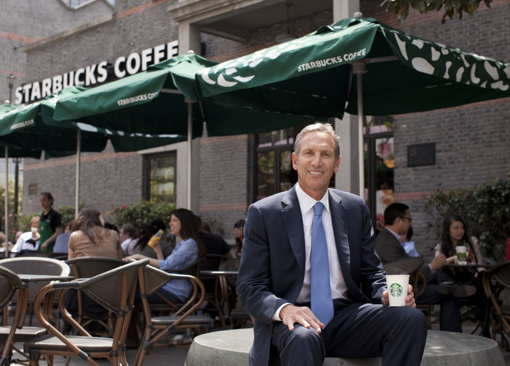 Starbucks to Expand Range of Instant Beverages, Schultz Says