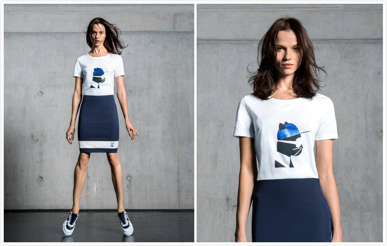 Karl Lagerfeld 联手欧洲时尚电商 Zalando 推出独家运动系列