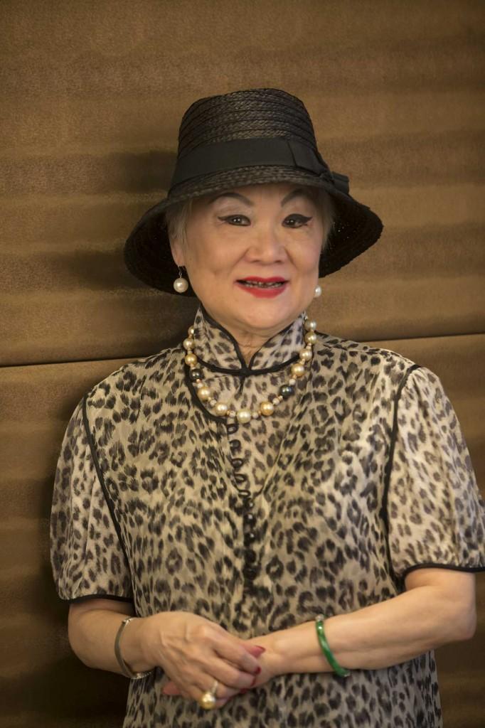 LANVIN品牌全球总裁王效兰女士 (3)