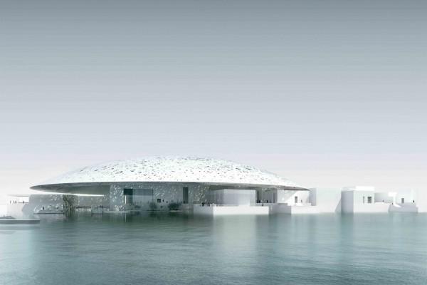 盘点全球 7座最新艺术博物馆,巨额投资催生的壮观建筑