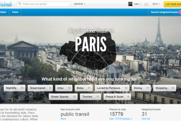 Airbnb 是如何攻陷巴黎的:美国游客入住率最高,中国游客增速最快