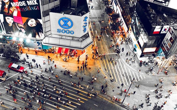 从十家香港公司的报告看大陆来港游客锐减带来的连锁反应