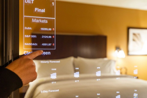 未来酒店的 15大变化:科技、自然、健康、以人为本