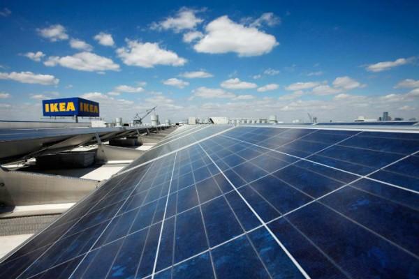 宜家未来五年承诺 10亿欧元用于可再生能源