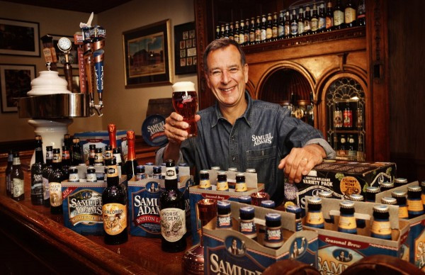 美国精酿啤酒开山者 Jim Koch专访:不被华尔街左右,小而美有大前途