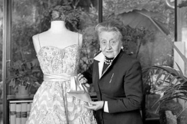 意大利高定奠基人Fontana 夫人去世,奥黛丽赫本的戏服和婚纱都出自她手