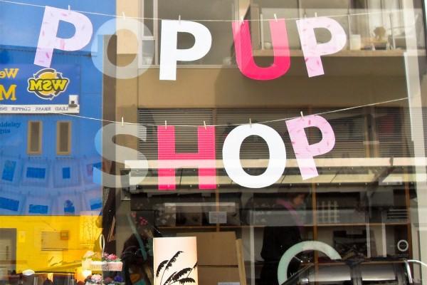英国创业新趋势:用 Pop-up 游击店试水市场