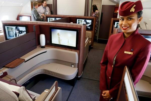Skytrax 2015年全球航空公司20佳:卡塔尔航空重回榜首,中国 3家上榜