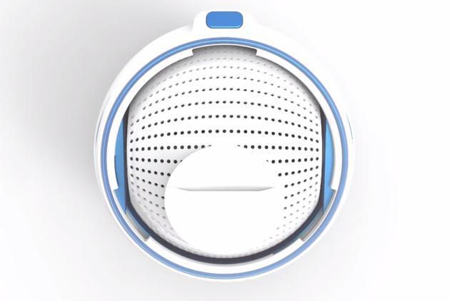 脚踏动力洗衣机 Drumi:洗衣只需5分钟,而且不用电!