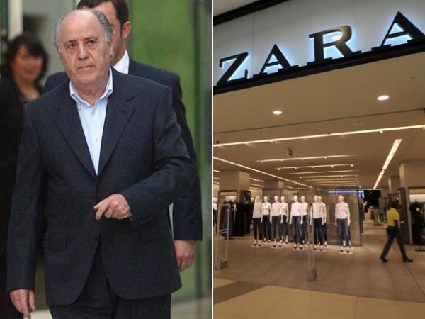 Zara 创始人超越巴菲特成为全球第二大富豪,净资产达 720亿美元