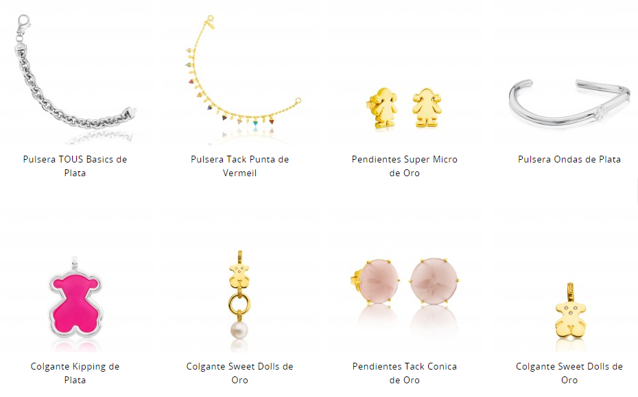 私募基金 Partners Group 投资西班牙轻奢珠宝配饰品牌 TOUS