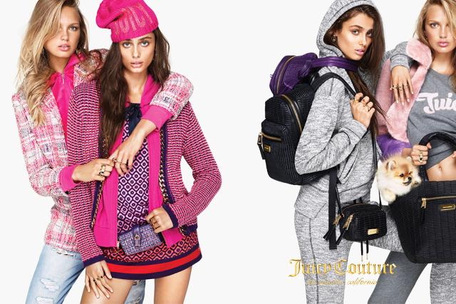 看 Juicy Couture 如何卷土重来,新东家剑指高端产品线