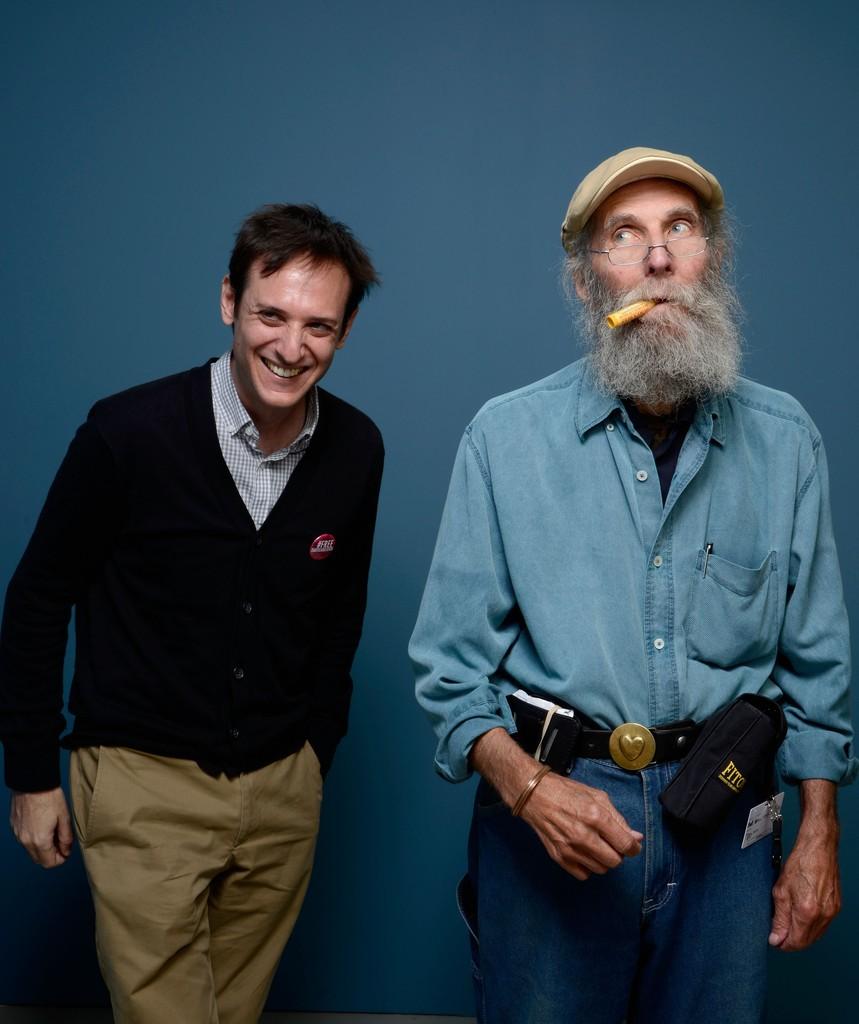 Burt+Buzz+Portraits+2013+Toronto+International