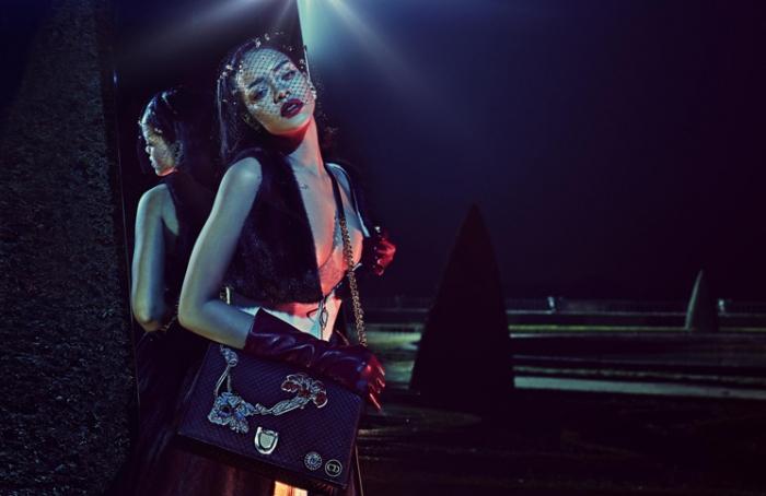 Dior 时装 2014/2015财年业绩简报,Rihanna 催热皮具销售