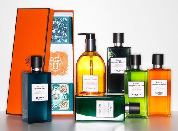 揭开 Hermès 首家香水店的神秘面纱