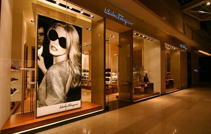 Salvatore Ferragamo Store Huhehaote China