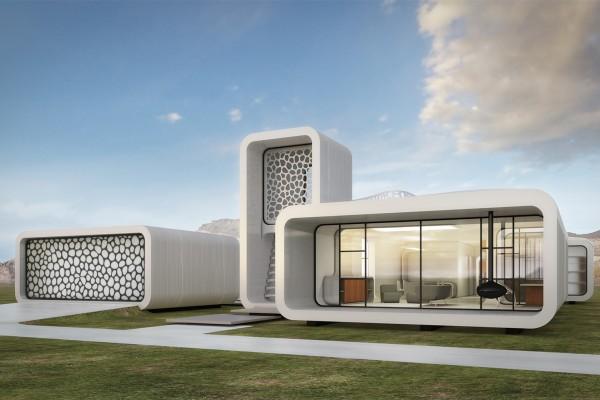 世界上首座 3D打印办公楼将现身迪拜,由中国公司承建