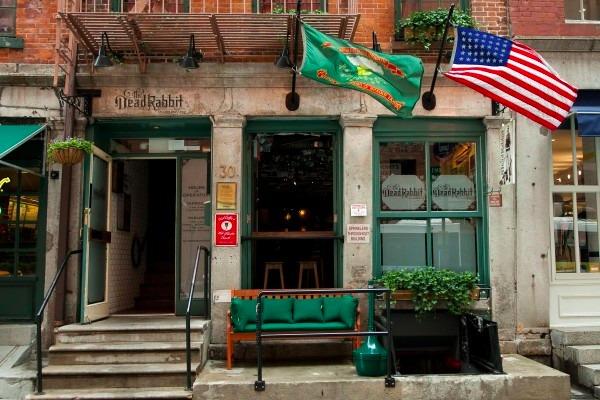 全球最佳酒吧:纽约 The Dead Rabbit