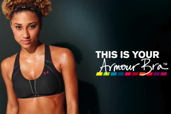争取女性用户,Under Armour 推出运动文胸,提供三种支撑