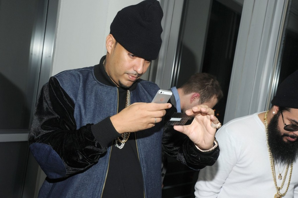 french montana with card 2