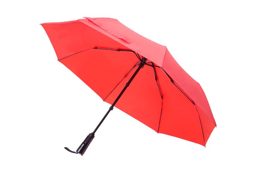 台湾公司推出全球首款可联网雨伞 HAZ Umbrella