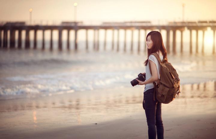 【华丽创业志】从复旦哥大高材生到时尚摄影师:专访林海音
