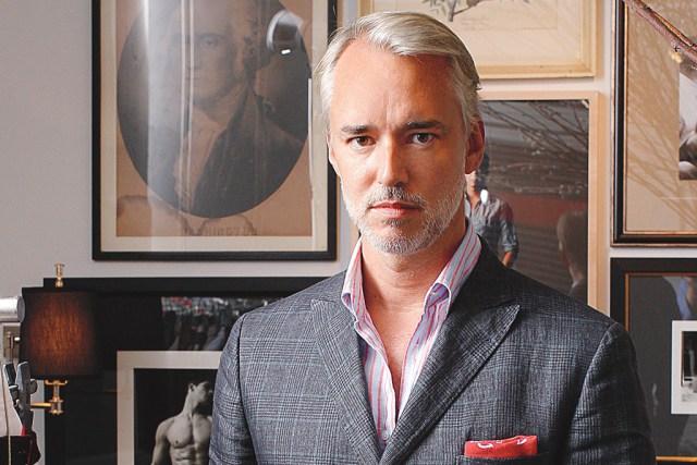 终于有一个国外品牌在中国打赢了商标抢注官司,它叫:Michael Bastian