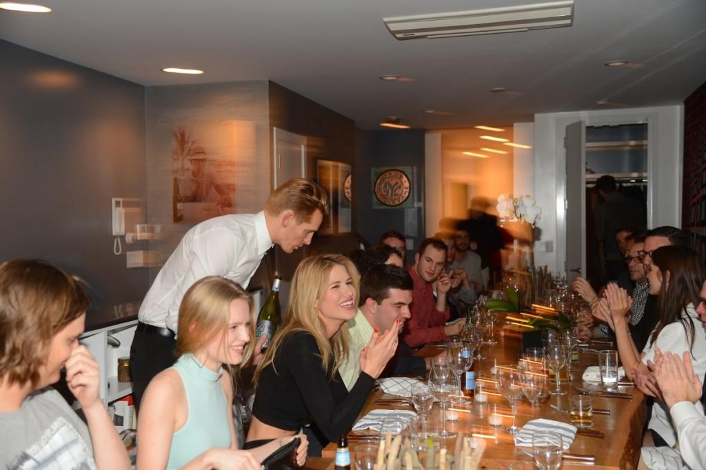 one dinner group