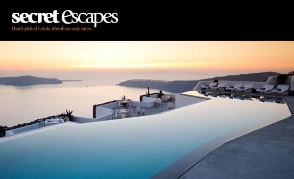 英国高端旅行闪购网站 Secret Escapes 融资6000万美元,谷歌领投