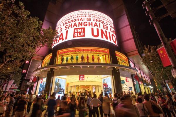 优衣库无惧中国股市动荡影响,继续加速中国门店扩张