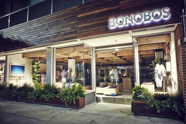 互联网男装品牌 Bonobos 再获 5500万美元融资,进一步扩大线下购物体验