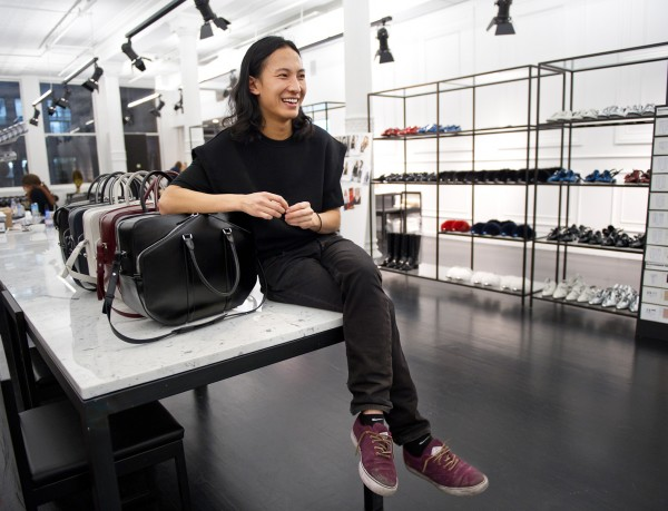 Alexander Wang 品牌新投资方浮出水面,实力非同小可!