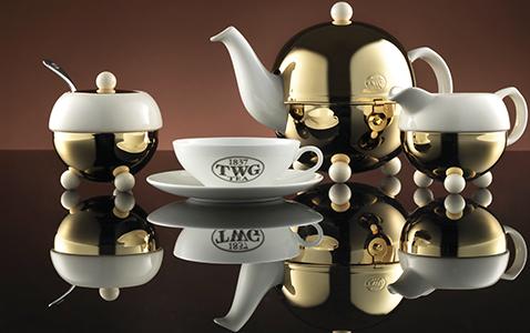 仅有 7年历史的 TWG Tea 把创新奢侈茶品牌做到了极致