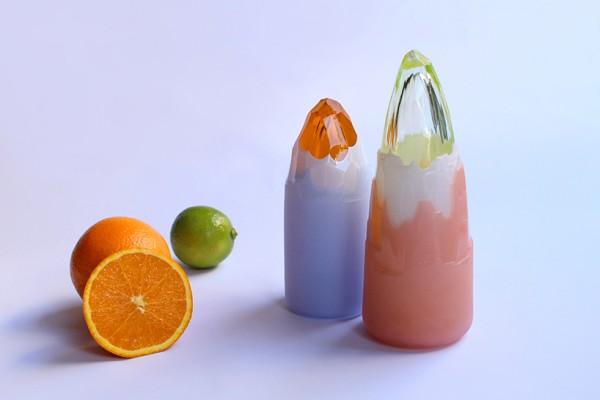 """厨房中的艺术品:伦敦设计新秀打造""""最美榨汁机"""""""