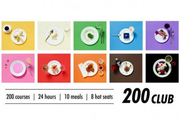 疯狂英伦美食节:2万人民币让你 24小时连吃 200道佳肴