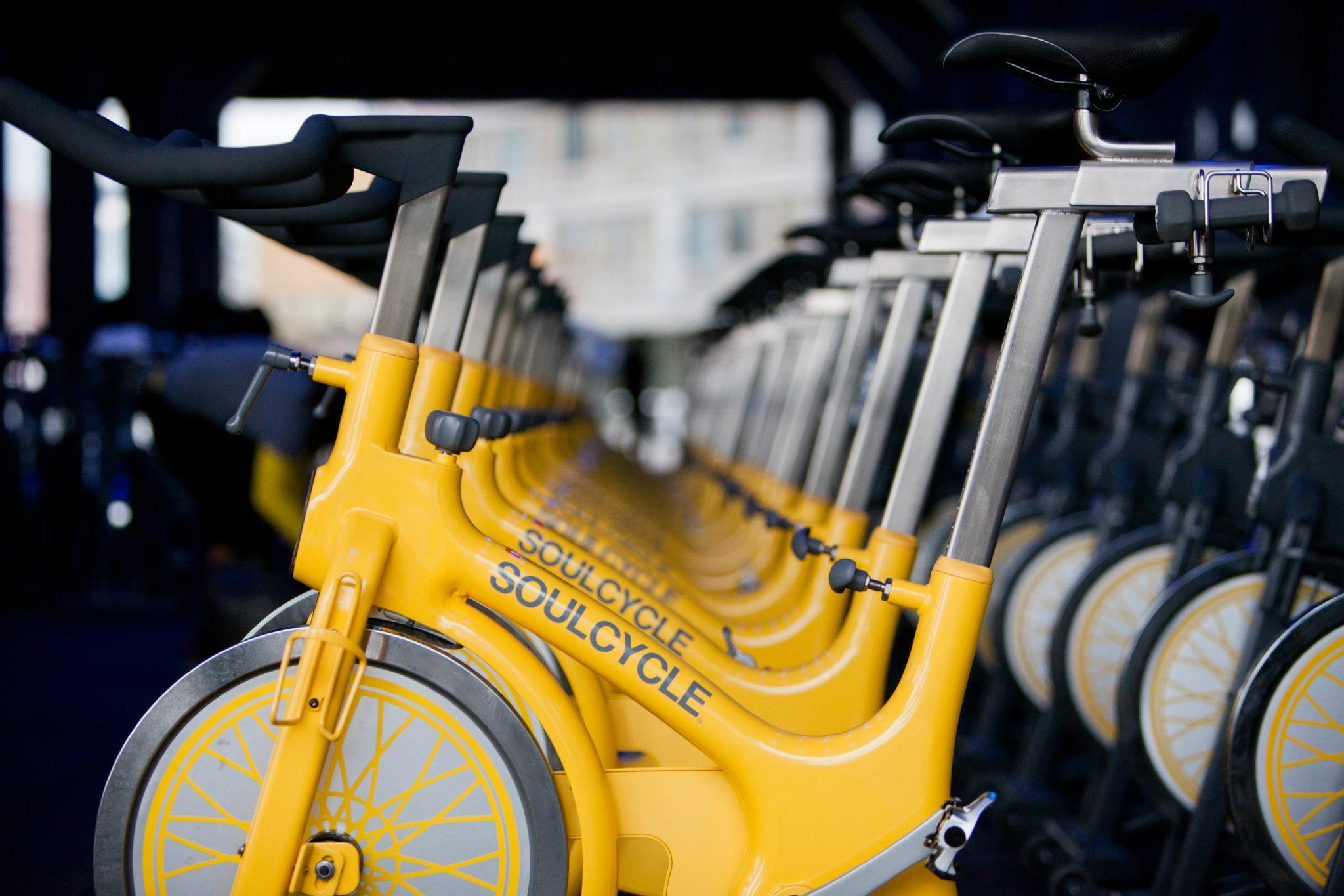 动感单车健身连锁 SoulCycle 申请IPO,销售额两年增长两倍