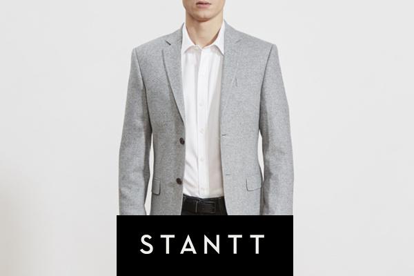 75种尺码!Stantt 想让 95%的男性轻松买到合身的衬衫