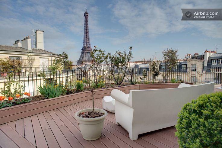Airbnb 强势冲击巴黎高端酒店市场