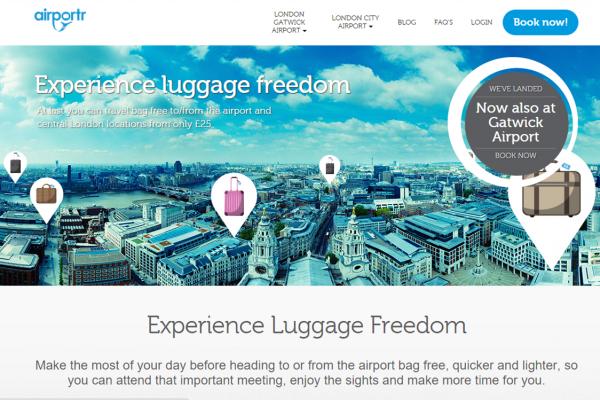 无箱一身轻!英国航空行李服务初创公司 Portr 获 330万英镑 A轮融资