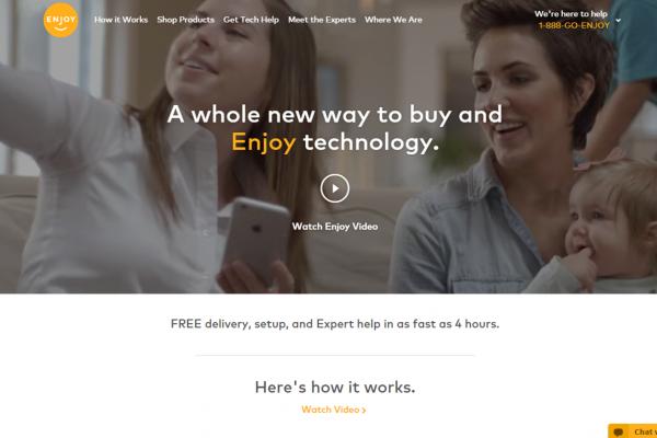 前苹果销售主管创建的个性化电商服务平台 Enjoy 获 5000万美元 B轮融资