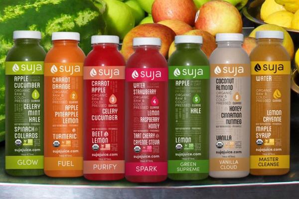 健康饮品日益火爆,可口可乐或将收购有机果汁品牌 Suja