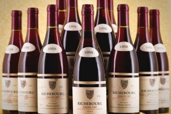 全球最贵 50大葡萄酒榜单出炉,勃艮第珍稀年份酒以 1.5万美元高居榜首