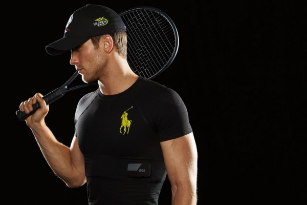 Ralph Lauren 正式推出男士智能 T恤,试水智能可穿戴服饰