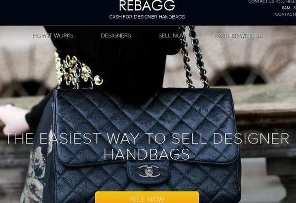 二手奢侈品手袋寄售网站 Rebagg 完成400万美元种子轮融资
