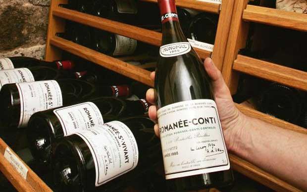 wine-romanee