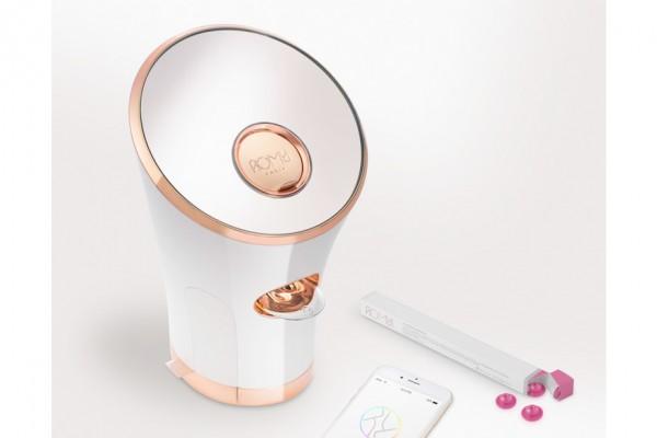 "Romy Paris 推出智能""美容机"",让你像用咖啡机那样在家自产新鲜护肤品"