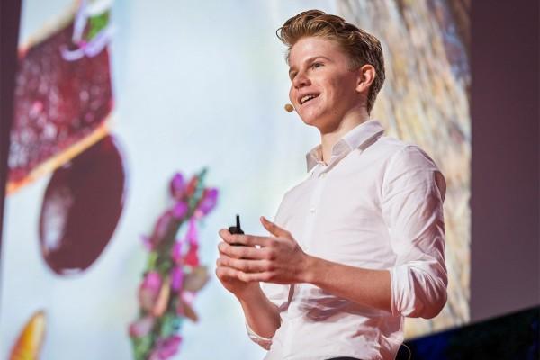 少年名厨 Flynn McGarry 16岁了,在纽约开办游击餐厅,生意火爆