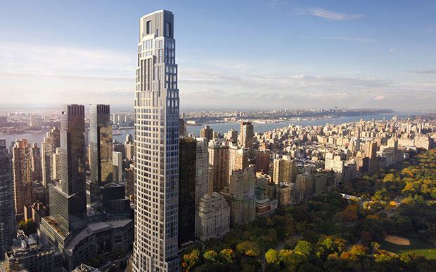 对冲基金大王两亿美元纽约买楼,创美国单体住宅交易新高