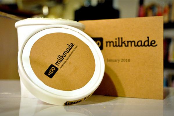 《华丽志》探秘纽约最酷新公司系列之二:按月订购的手工纯天然冰淇淋 MilkMade