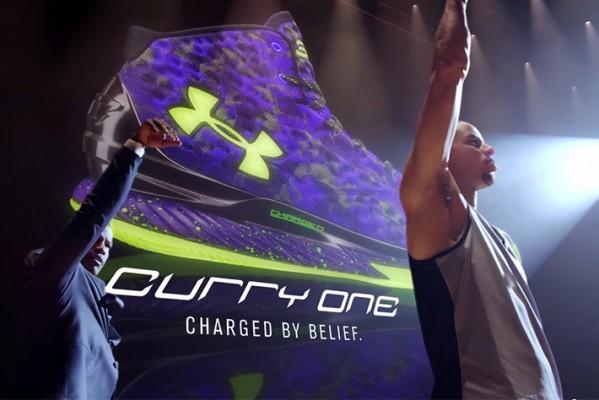 Under Armour 季度销售首破10亿美元大关,鞋类销售增幅达 61%